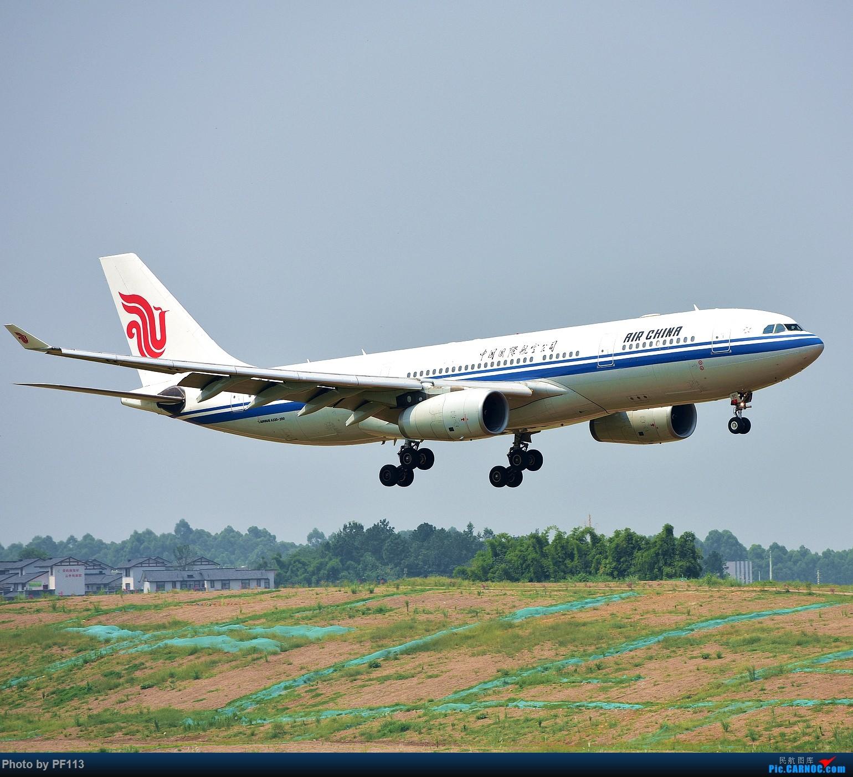 Re:[原创]2018.09.01CTU拍机 AIRBUS A330-200 B-6071 中国成都双流国际机场