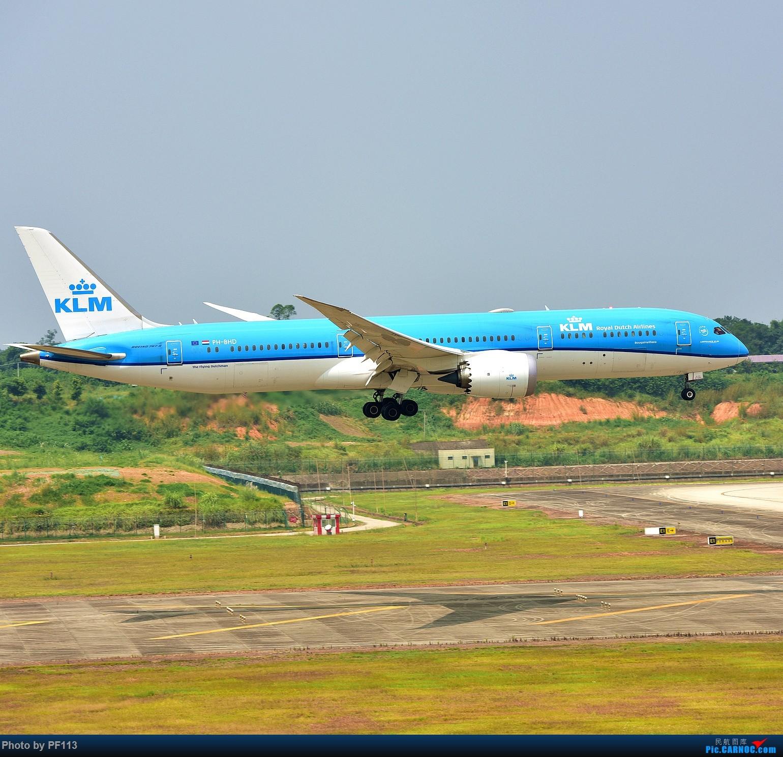 Re:[原创]2018.09.01CTU拍机 BOEING 787-9  中国成都双流国际机场