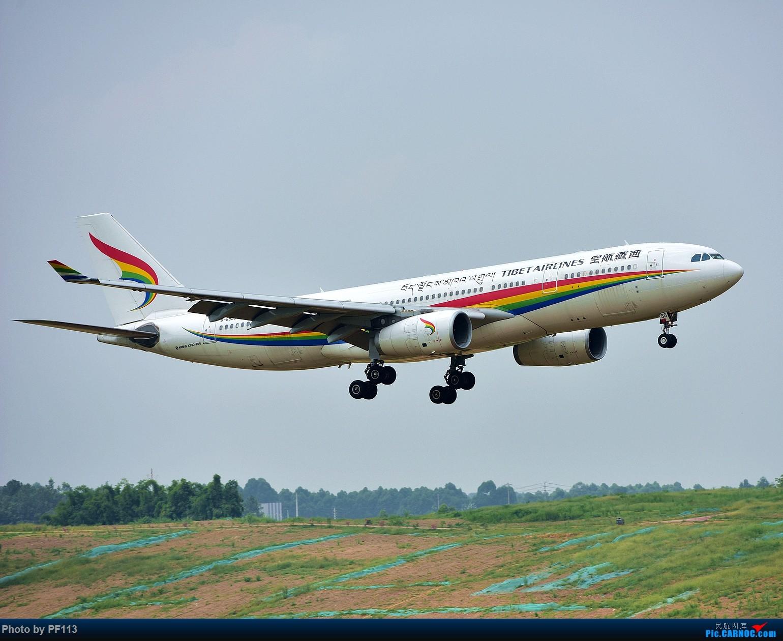 Re:[原创]2018.09.01CTU拍机 AIRBUS A330-200 B-8950 中国成都双流国际机场