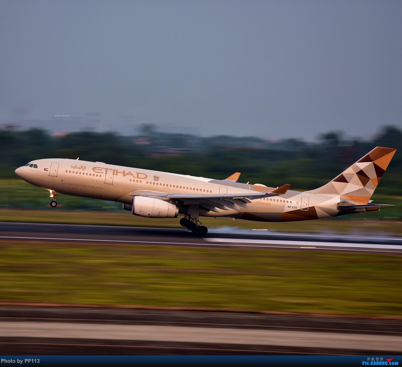 Re:[原创]2018.09.01CTU拍机 AIRBUS A330-200  中国成都双流国际机场