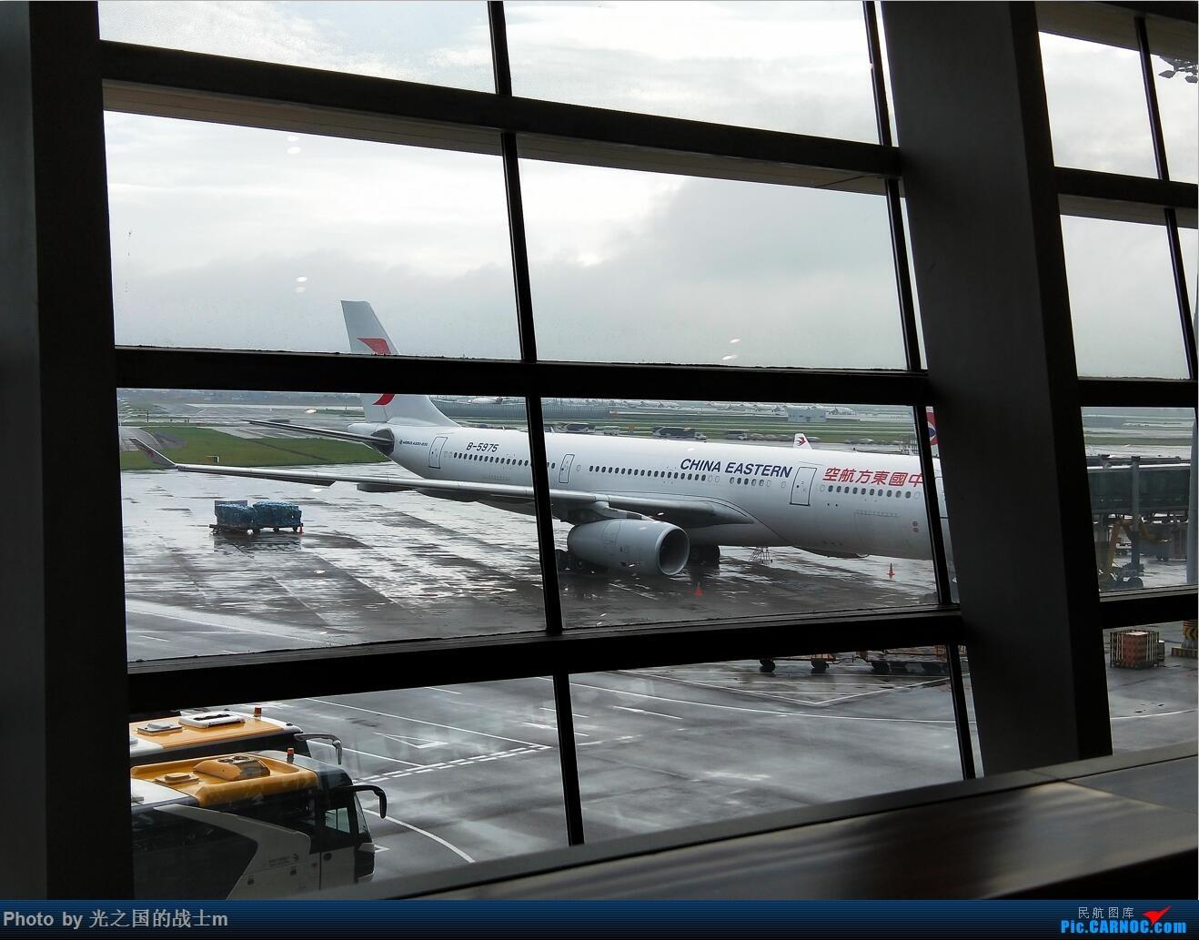 Re:【光之国m游记】再次抵沪,MU天合联盟号A330-243E评测