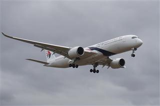 [SYD] 解锁几个没拍过的货:马航A359,RR引擎的袋鼠744...