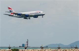 空客A380一组(香港)