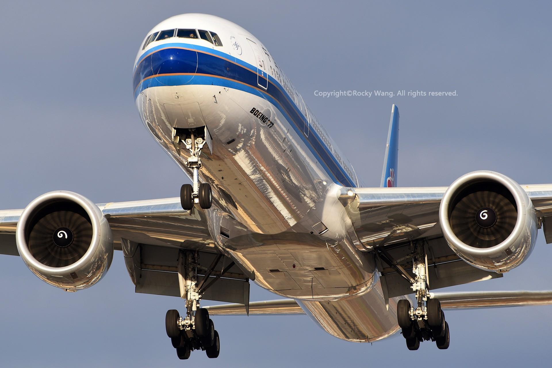 [原创]CYYZ 30图 BOEING 777-31BER B-2029 Toronto Lester B. Pearson Int'l Airport