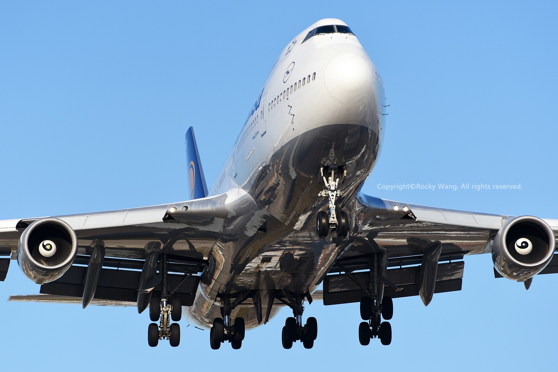 Re:[原创]CYYZ 30图 BOEING 747-430 D-ABVM Toronto Lester B. Pearson Int'l Airport