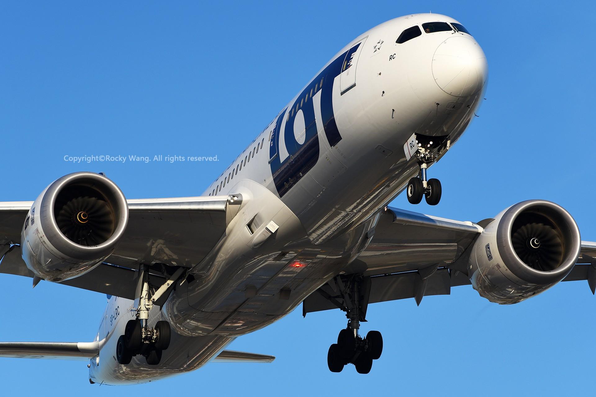 Re:[原创]CYYZ 30图 BOEING 787-8 DREAMLINER SP-LRC Toronto Lester B. Pearson Int'l Airport
