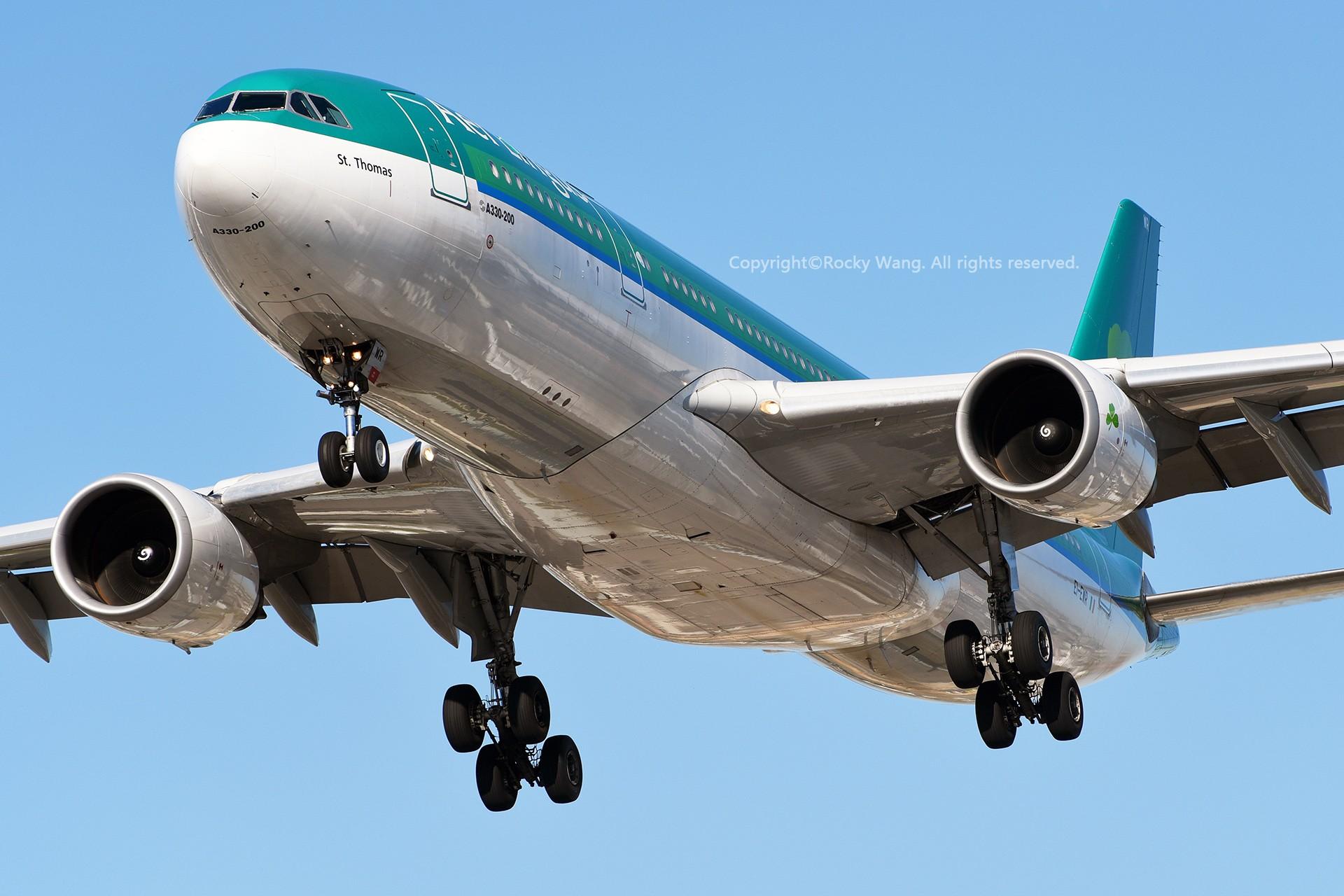 Re:[原创]CYYZ 30图 AIRBUS A330-202 EI-EWR Toronto Lester B. Pearson Int'l Airport