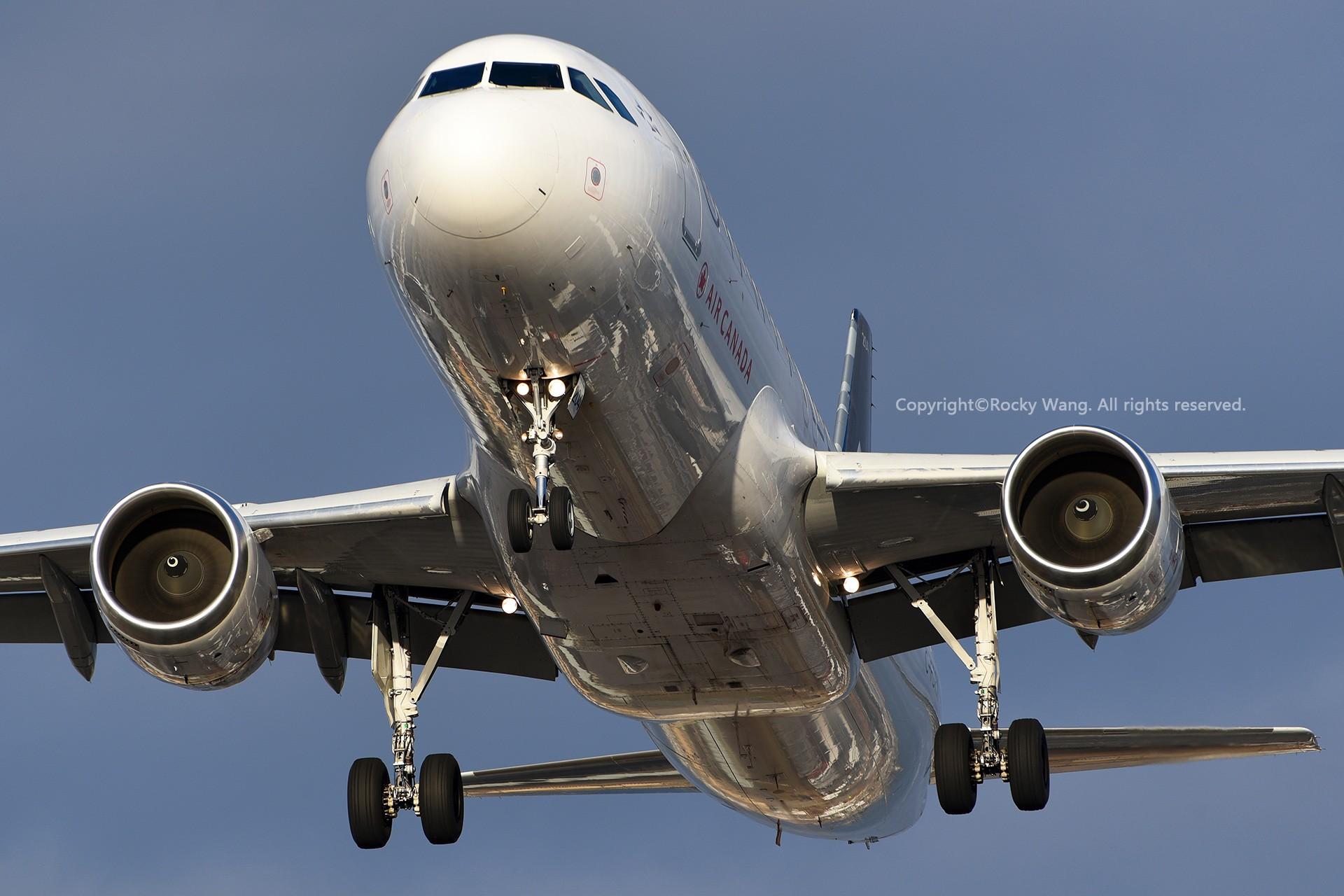Re:[原创]CYYZ 30图 AIRBUS A320-211 C-FDRK Toronto Lester B. Pearson Int'l Airport