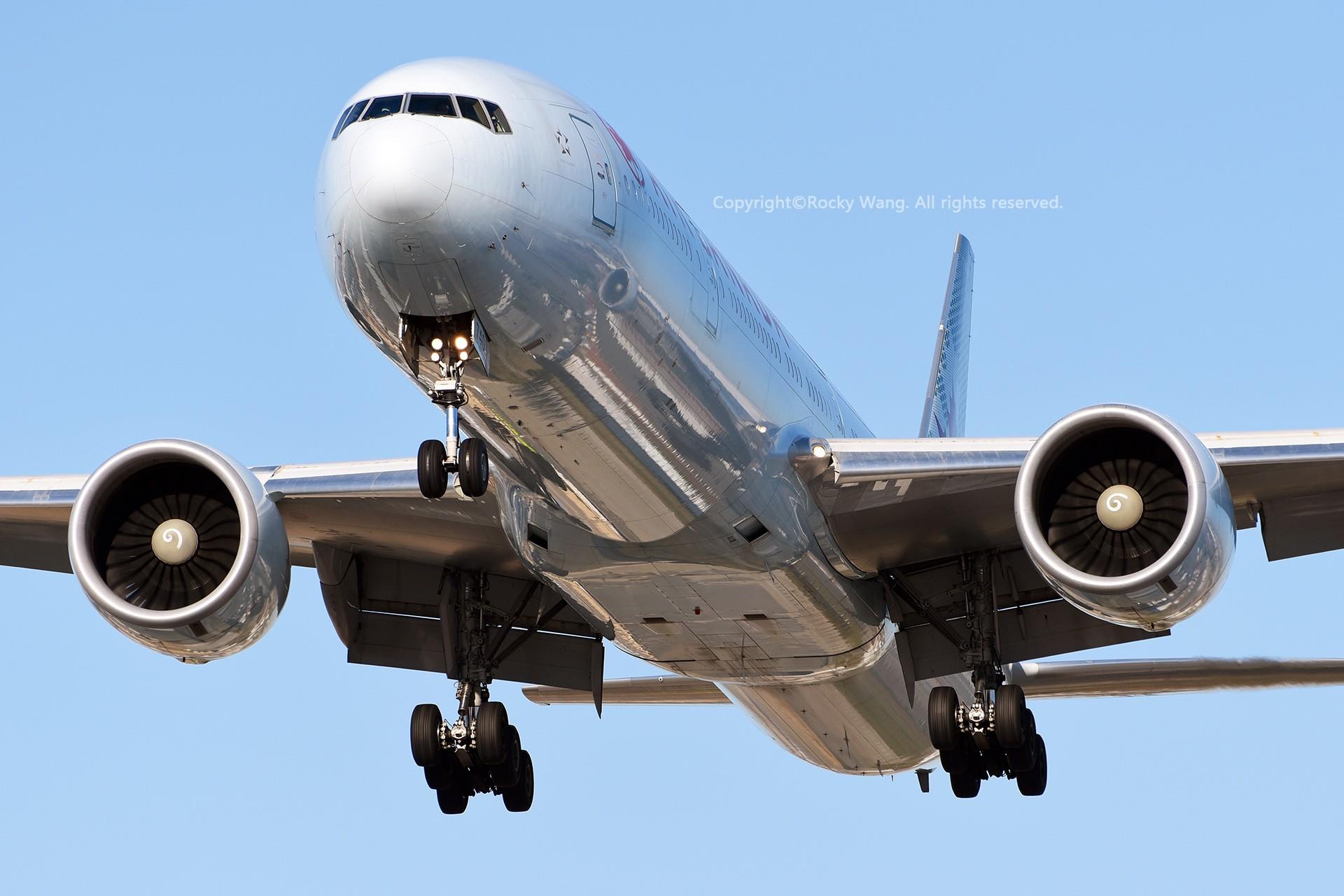 Re:[原创]CYYZ 30图 BOEING 777-333ER C-FIVQ Toronto Lester B. Pearson Int'l Airport