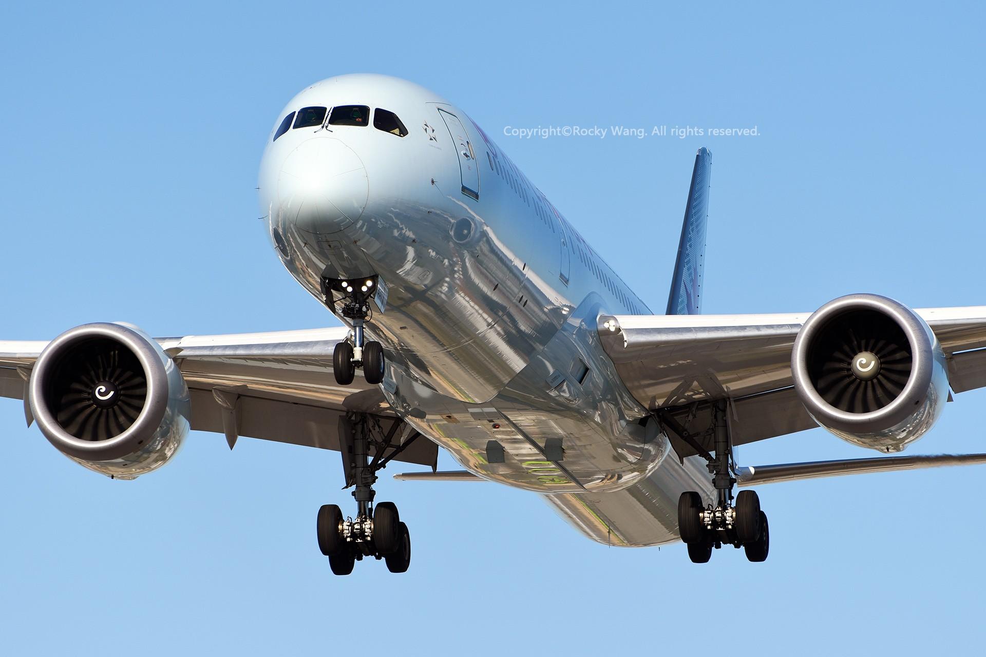 Re:[原创]CYYZ 30图 BOEING 787-9 DREAMLINER C-FNOE Toronto Lester B. Pearson Int'l Airport