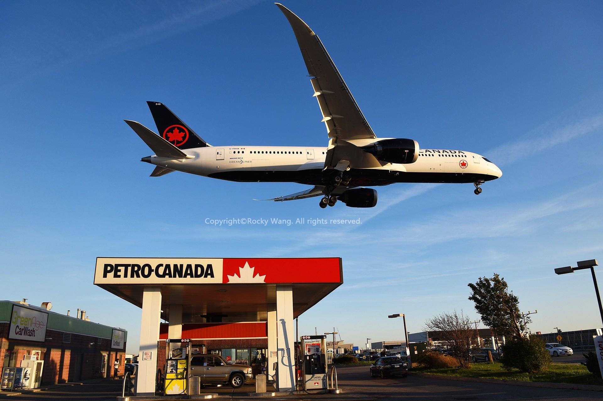 Re:[原创]CYYZ 30图 BOEING 787-9 DREAMLINER C-FRSR Toronto Lester B. Pearson Int'l Airport