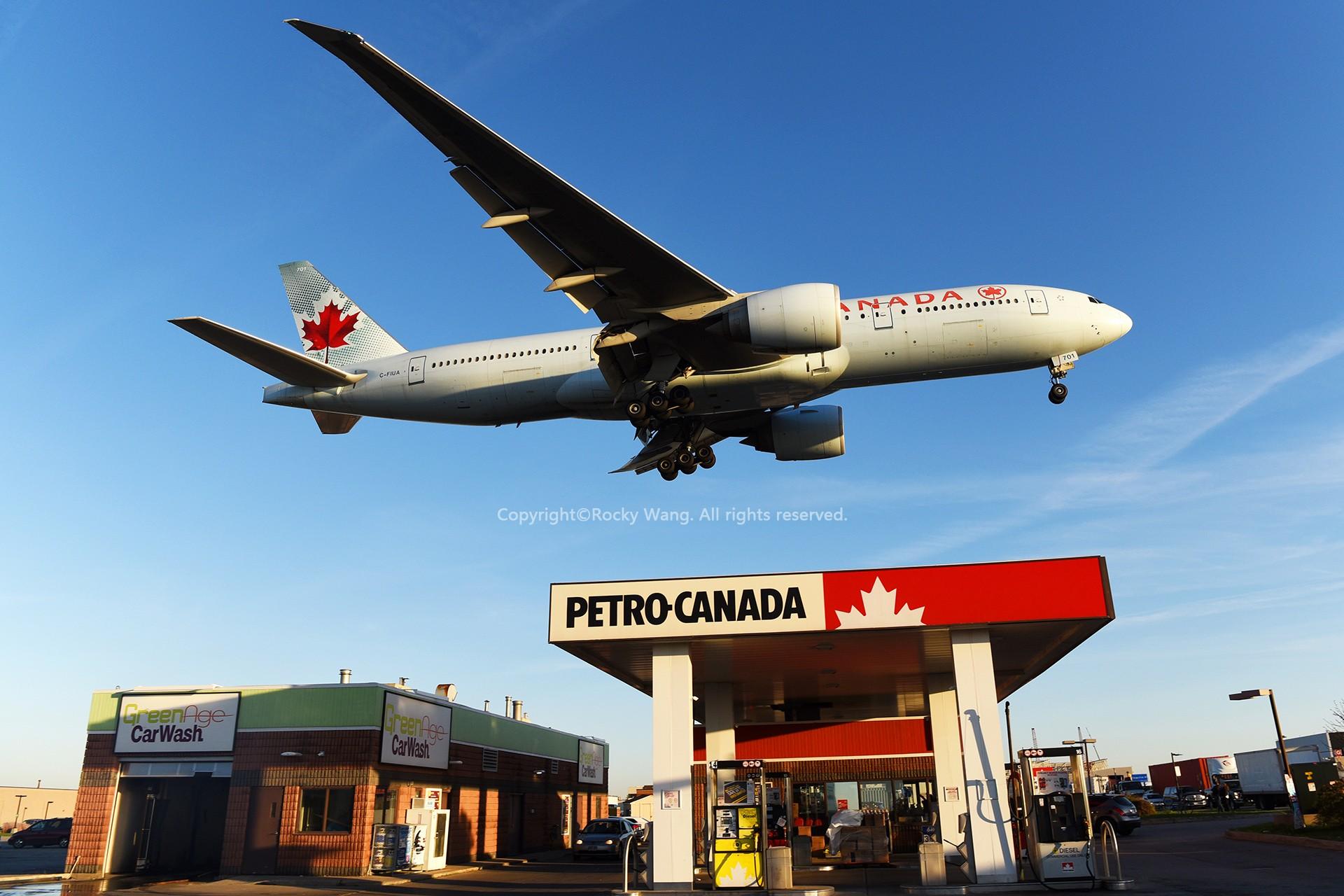 Re:[原创]CYYZ 30图 BOEING 777-233LR C-FIUA Toronto Lester B. Pearson Int'l Airport