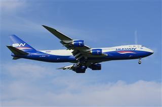 Re:【徘徊在HGH的絲瓜】今年夏天遇到的最漂亮的大貨--絲路貨運748F