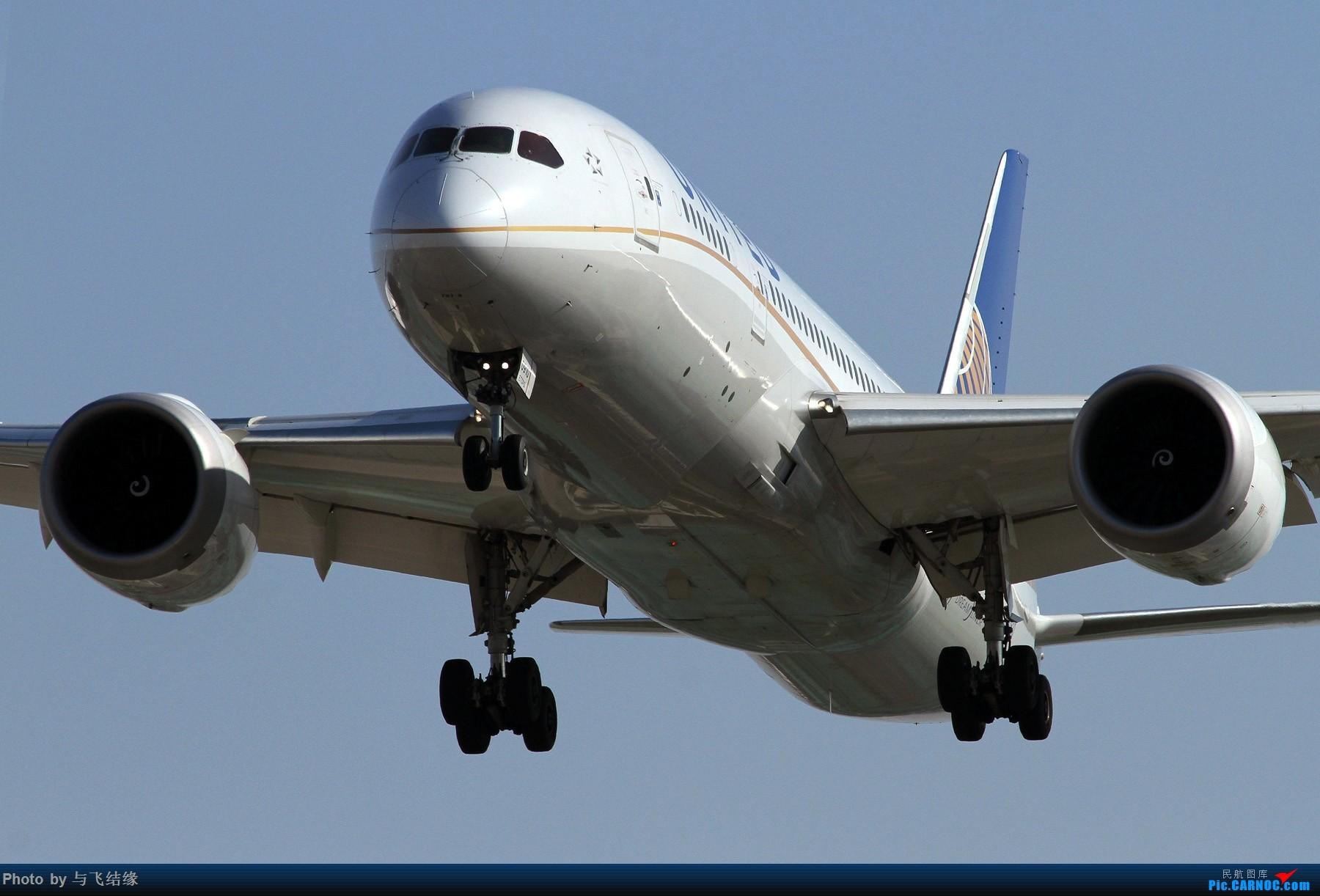 Re:[原创]PEK的近进几图! BOEING 787-8 N26910 中国北京首都国际机场