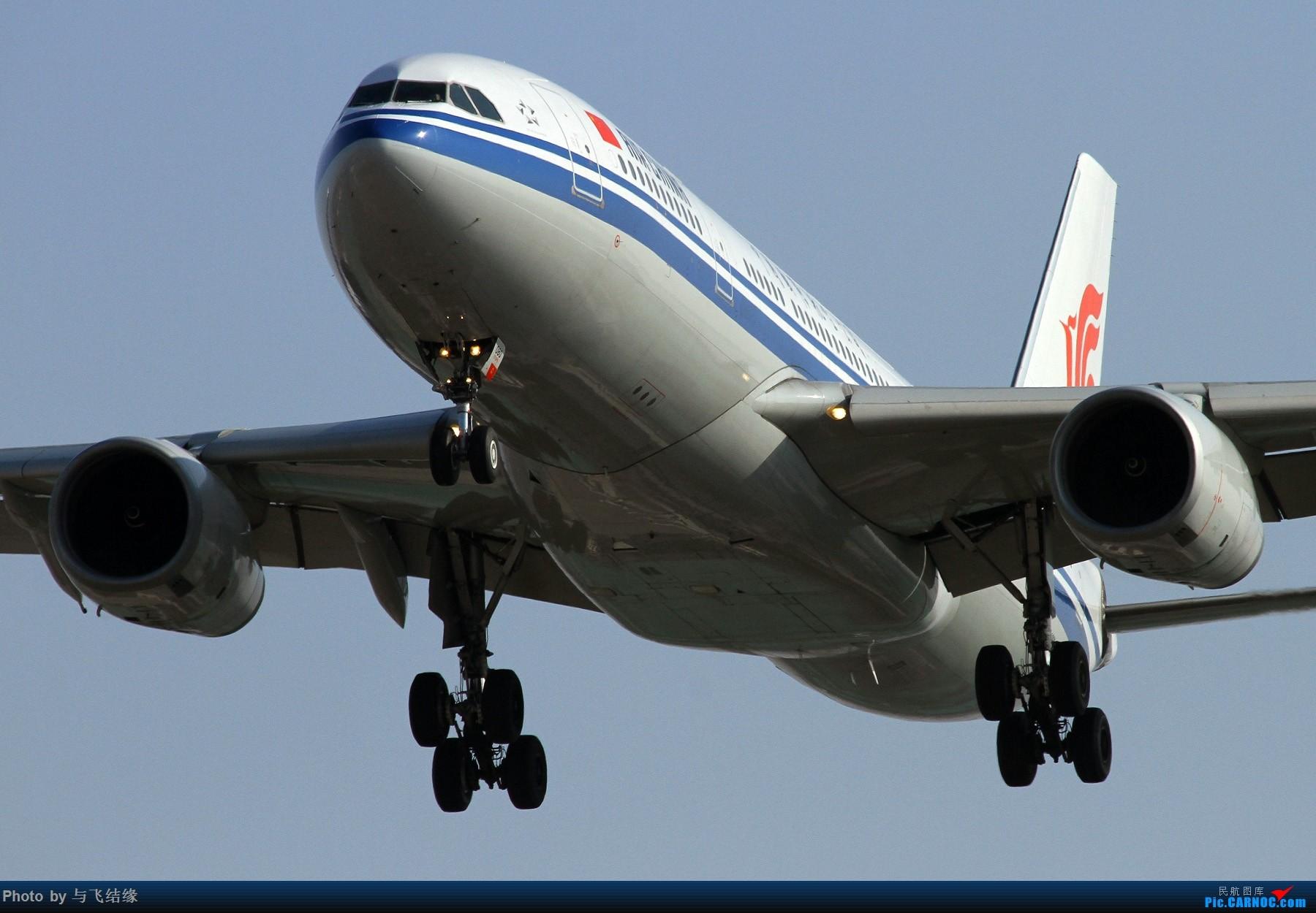 Re:[原创]PEK的近进几图! AIRBUS A330-200 B-6080 中国北京首都国际机场