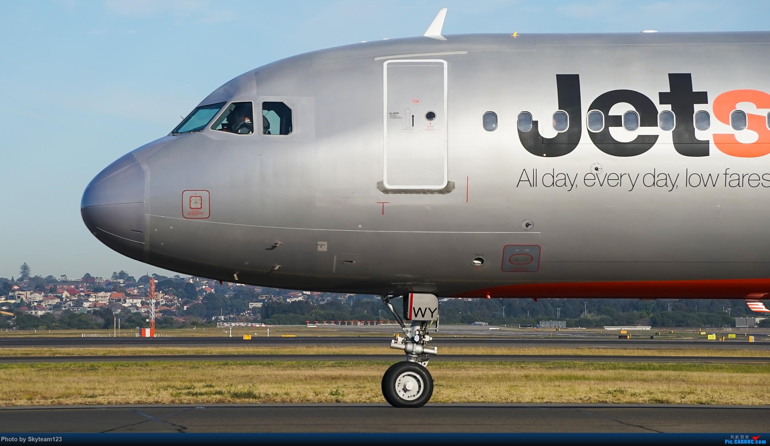 Re:[原创][SYD] 再访Blu EMU停车场 早上34L抵港出发杂图几张 AIRBUS A321 VH-VWY 澳大利亚悉尼金斯福德·史密斯机场