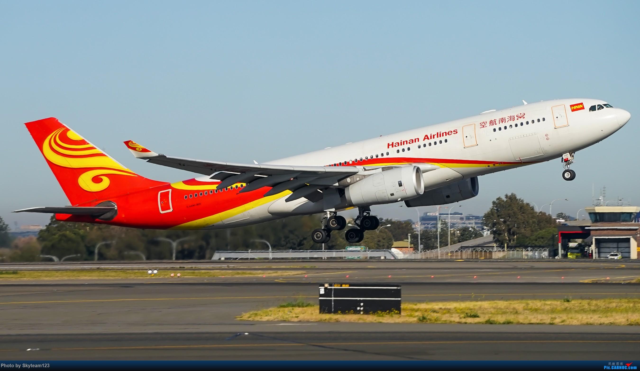 Re:[原创][SYD] 再访Blu EMU停车场 早上34L抵港出发杂图几张 AIRBUS A330-200 B-6089 澳大利亚悉尼金斯福德·史密斯机场