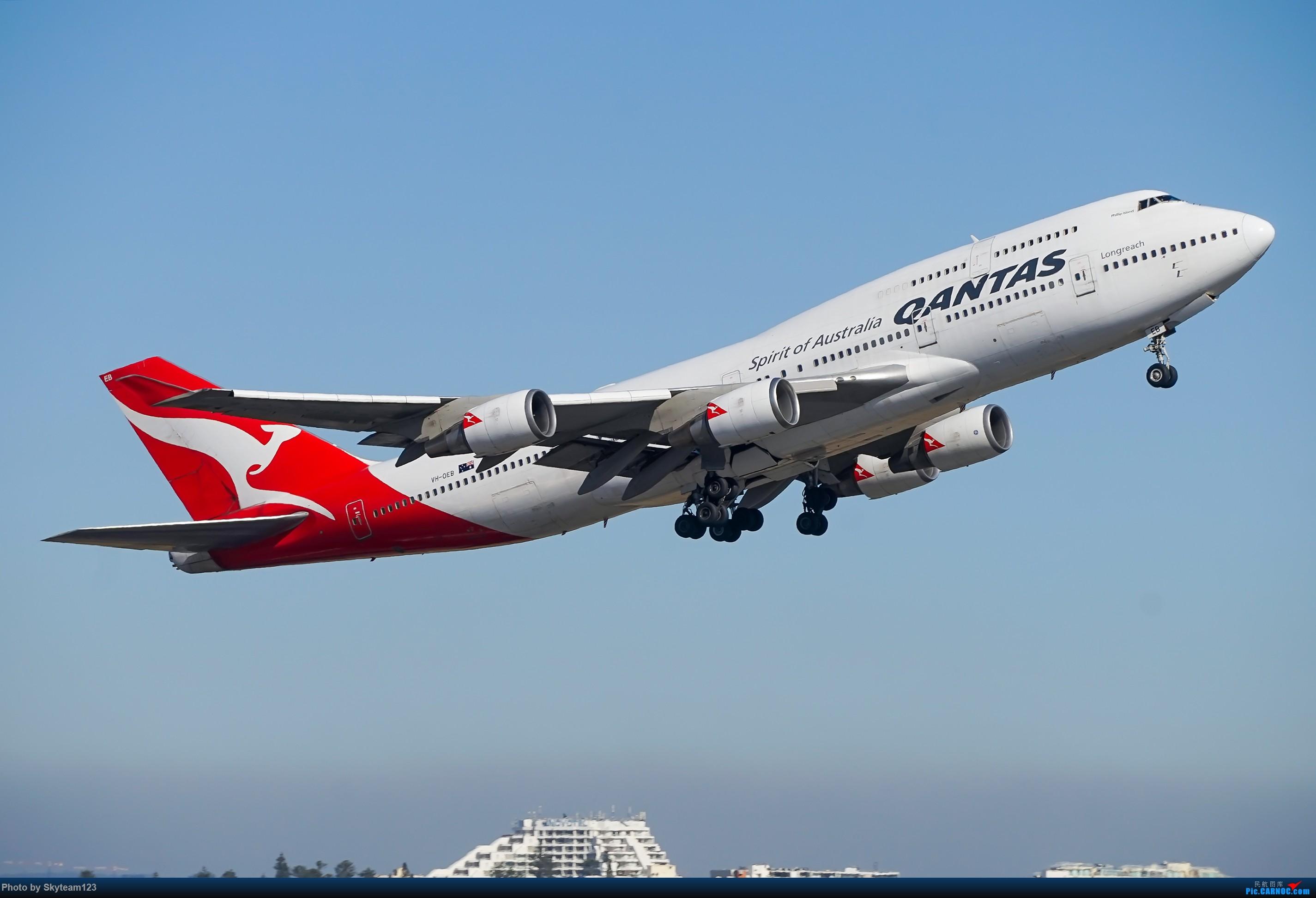 Re:[原创][SYD] 再访Blu EMU停车场 早上34L抵港出发杂图几张 BOEING 747-400 VH-OEB 澳大利亚悉尼金斯福德·史密斯机场