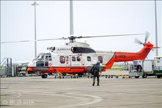 香港政府飞行服务队 超级美洲豹