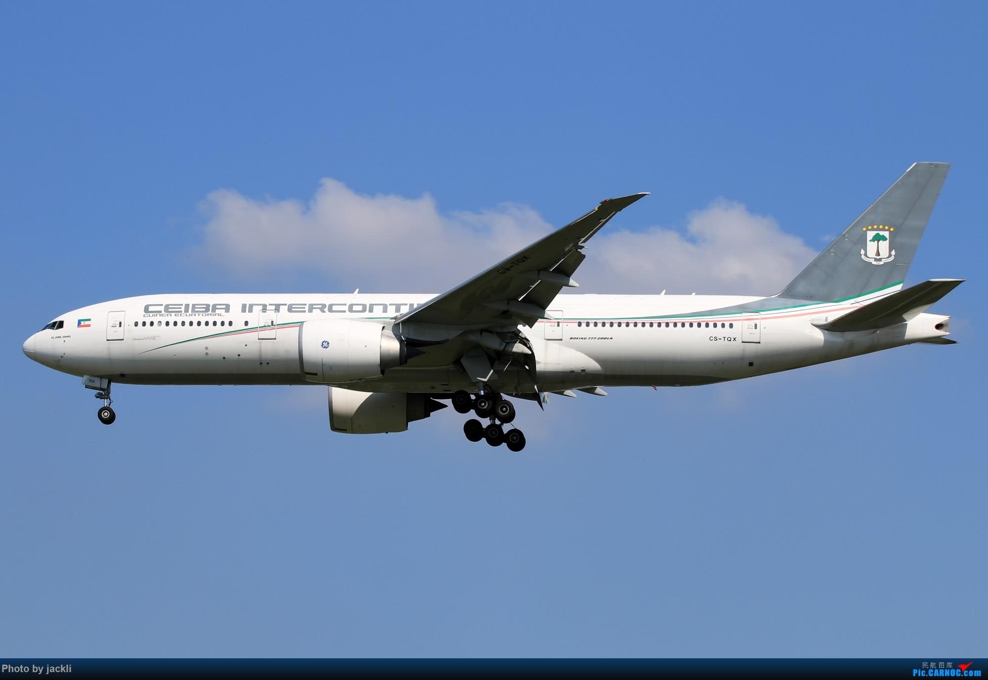Re:[原创]【JackLi拍机+游记】北京首都机场拍机+参观民航博物馆+首次体验国航A350~ BOEING 777-200LR CS-TQX 中国北京首都国际机场