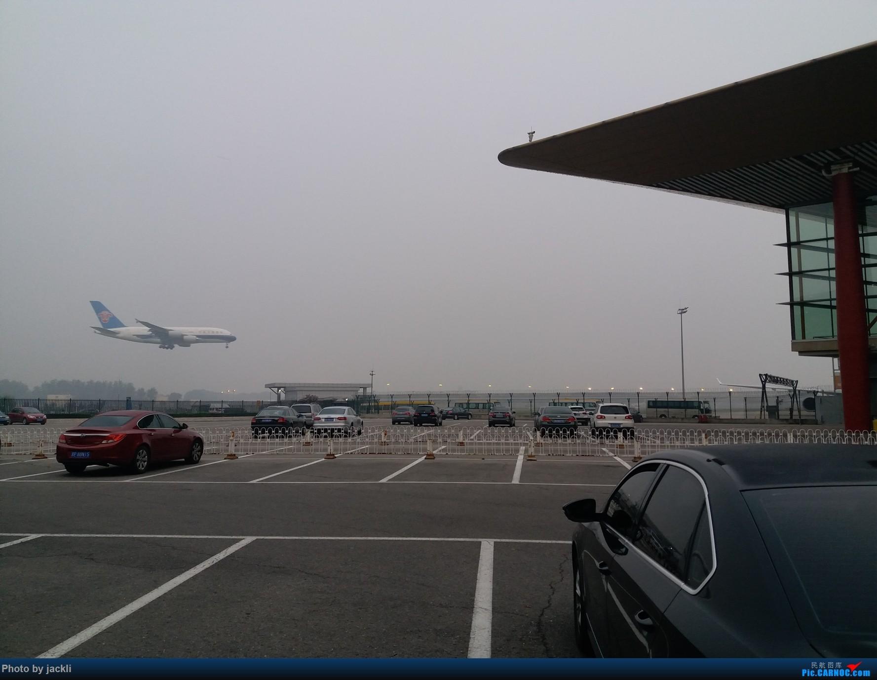 Re:[原创]【JackLi拍机+游记】北京首都机场拍机+参观民航博物馆+首次体验国航A350~ AIRBUS A380 B-6136 中国北京首都国际机场