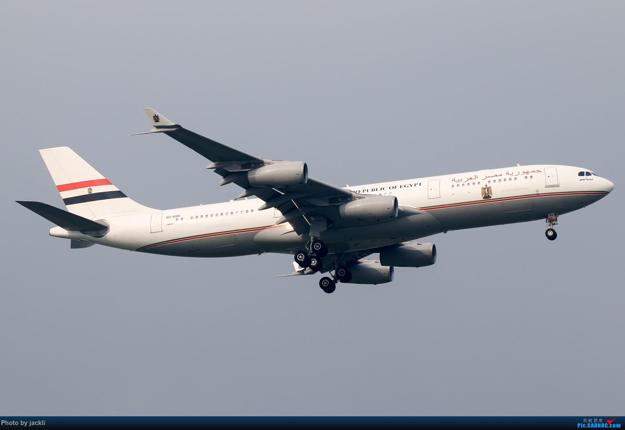 Re:[原创]【JackLi拍机+游记】北京首都机场拍机+参观民航博物馆+首次体验国航A350~ AIRBUS A340-200 SU-GGG 中国北京首都国际机场