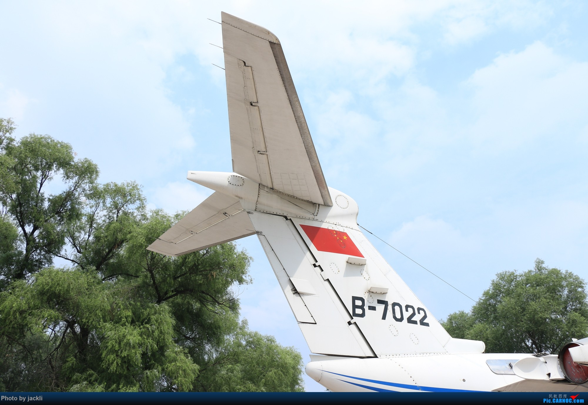 Re:[原创]【JackLi拍机+游记】北京首都机场拍机+参观民航博物馆+首次体验国航A350~ CESSNA 650 B-7022 民航博物馆