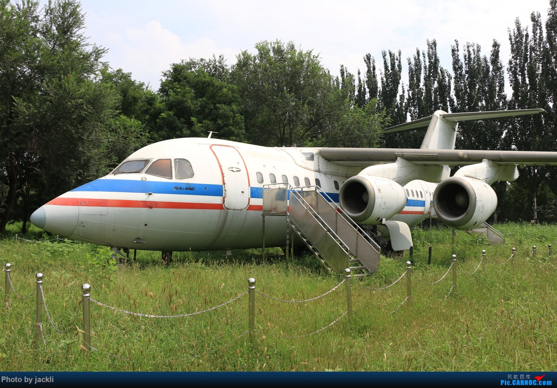 Re:[原创]【JackLi拍机+游记】北京首都机场拍机+参观民航博物馆+首次体验国航A350~ BAE-146  民航博物馆