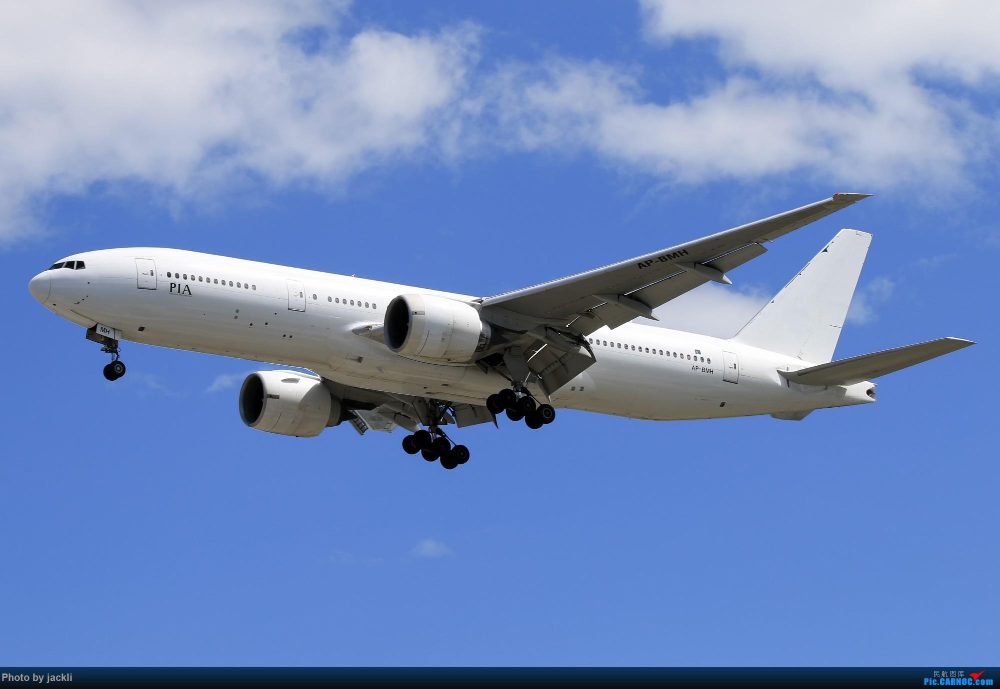 Re:[原创]【JackLi拍机+游记】北京首都机场拍机+参观民航博物馆+首次体验国航A350~ BOEING 777-200 AP-BMH 中国北京首都国际机场