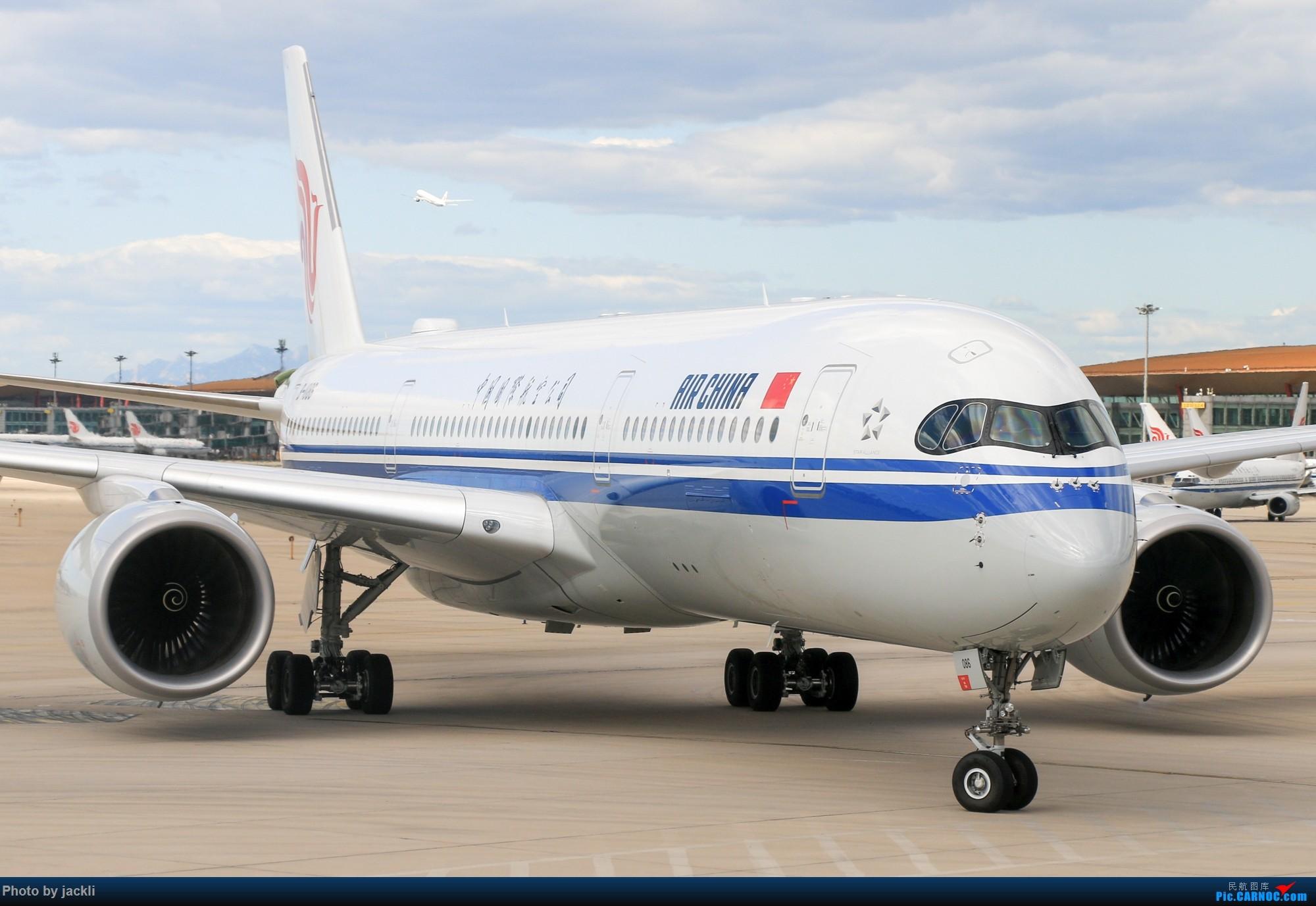 Re:【JackLi拍机+游记】北京首都机场拍机+参观民航博物馆+首次体验国航A350~ AIRBUS A350-900 B-1086 中国北京首都国际机场