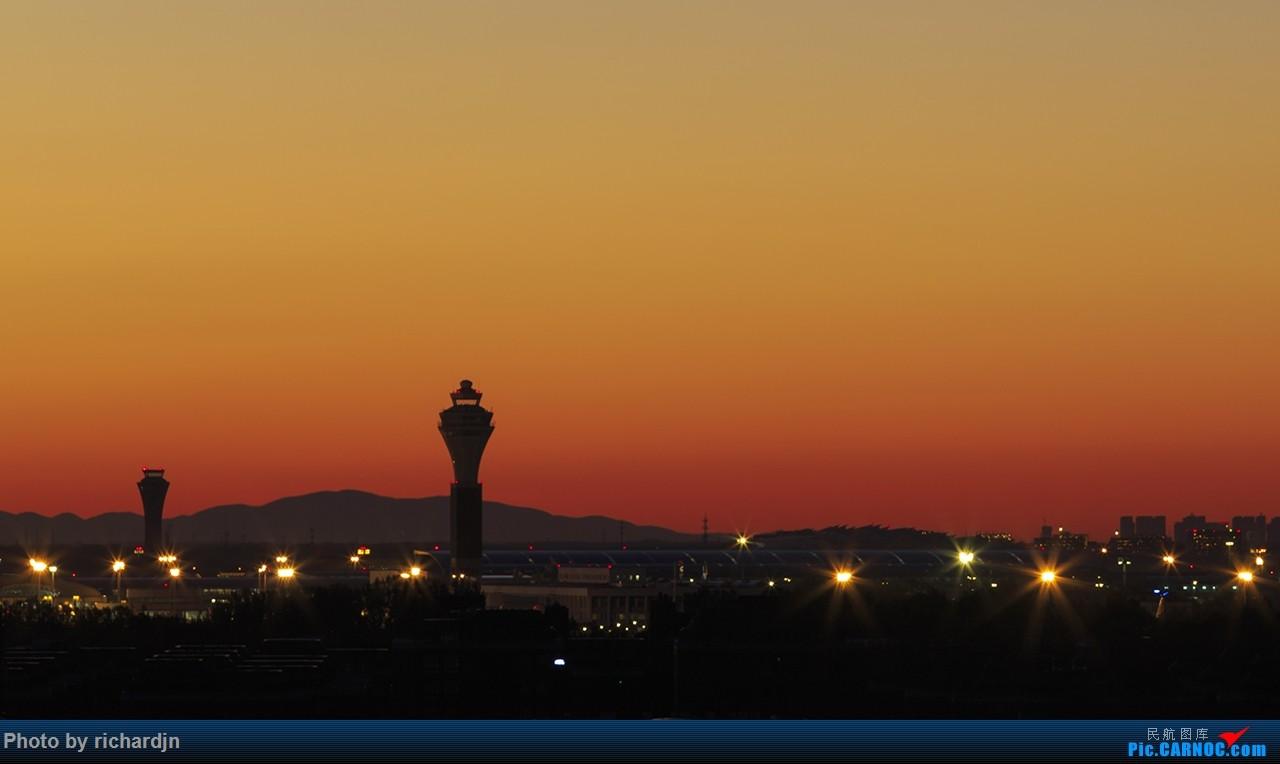 [原创]早安ZBAA    中国北京首都国际机场