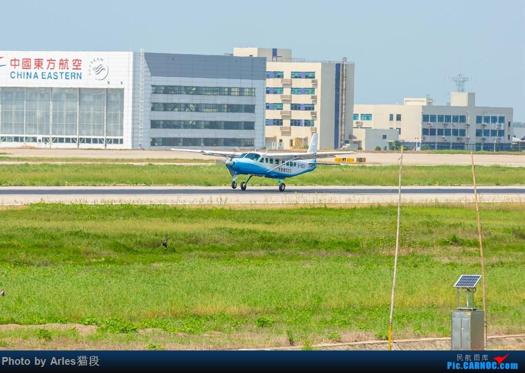 Re:二刷新舟60黄山合肥航线 CESSNA 208B GRAND CARAVAN B-9631 中国合肥新桥国际机场