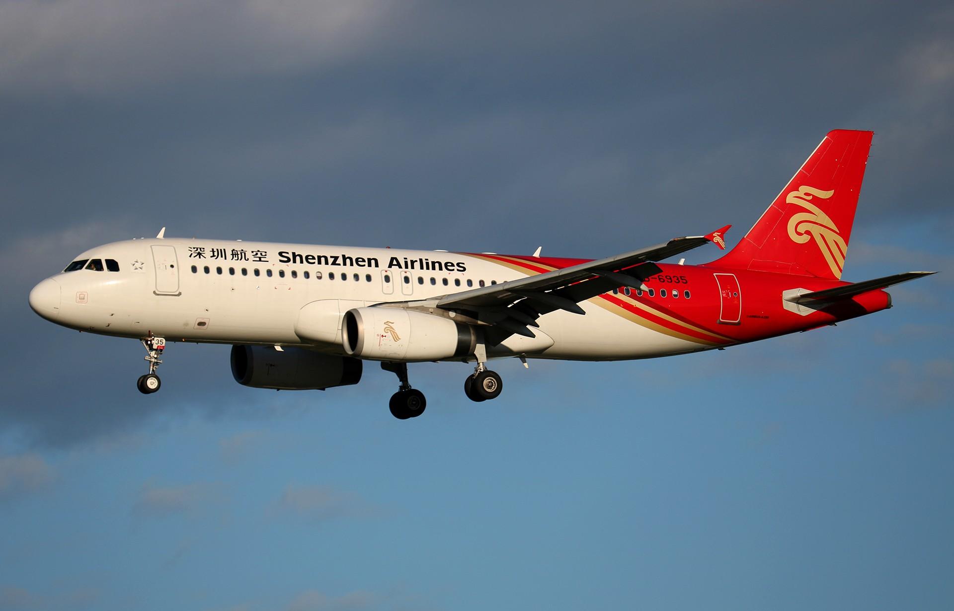 Re:[原创]LIULIU 【PEK 01】 好看的云Ⅳ 杂,很杂,是真的杂 AIRBUS A320-200 B-6935 中国北京首都国际机场