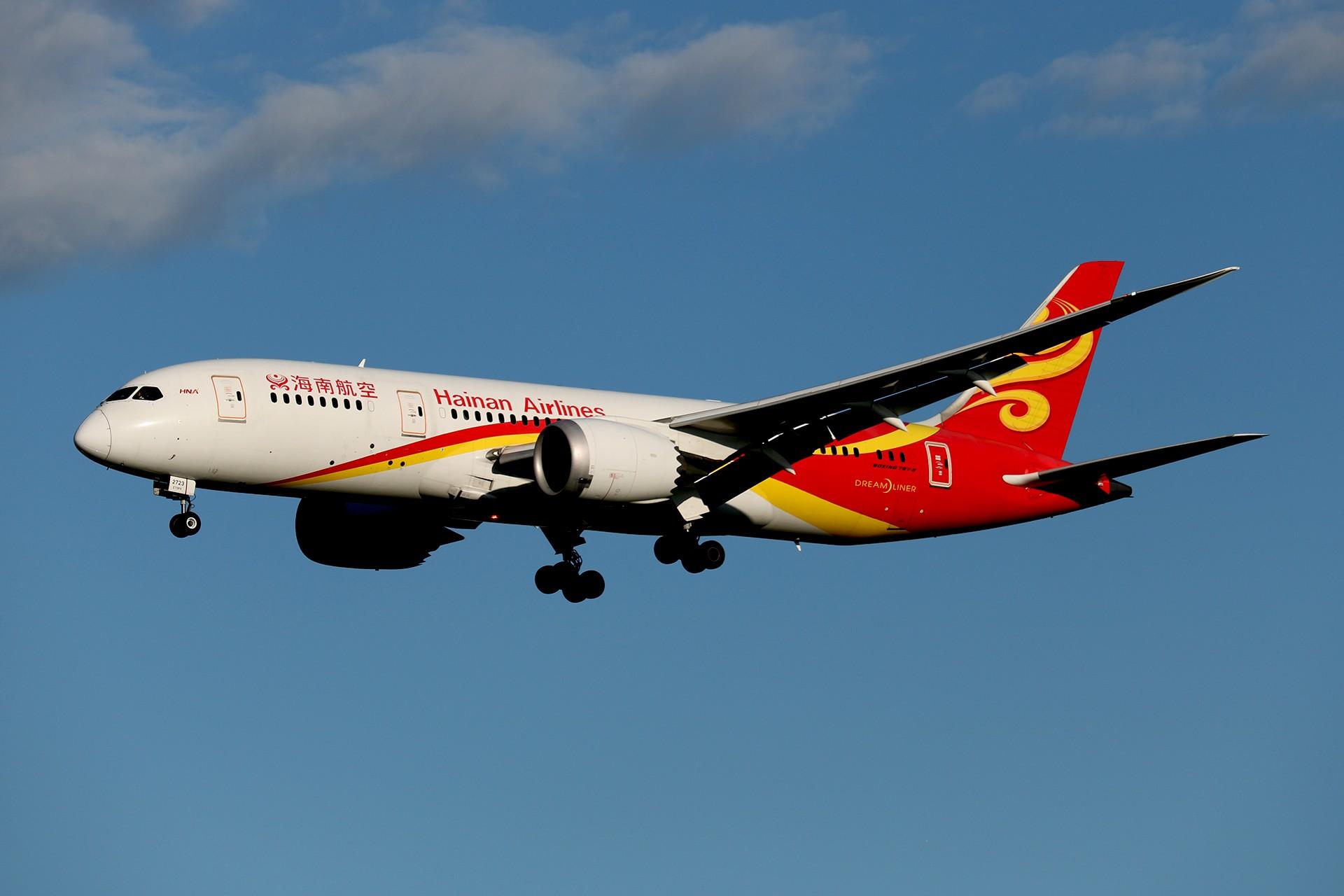 Re:[原创]LIULIU 【PEK 01】 好看的云Ⅳ 杂,很杂,是真的杂 BOEING 787-8 B-2723 中国北京首都国际机场