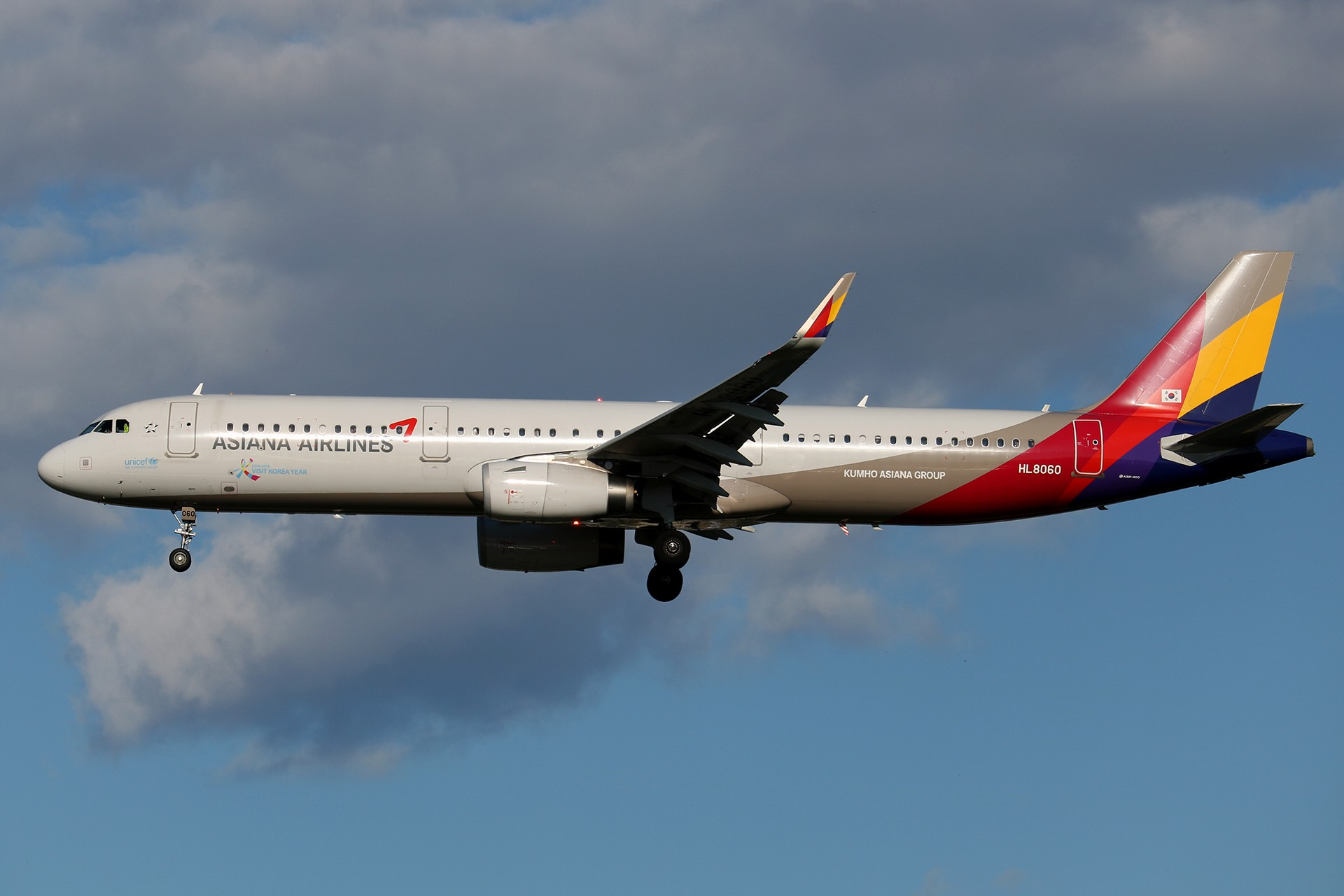 Re:[原创]LIULIU 【PEK 01】 好看的云Ⅳ 杂,很杂,是真的杂 AIRBUS A321-231 HL8060 中国北京首都国际机场