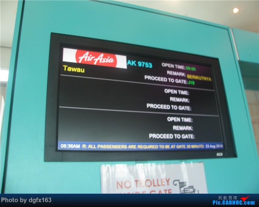 Re:[原创]【dgfx163的游记(27)】亚洲航空 A320-216 AK9753 吉隆坡KUL-斗湖TWU 罕见的东马机场 斗湖机场论坛首发!附卡帕莱美景,印证人间仙境 AIRBUS A320-200 9M-AGY 马来西亚吉隆坡国际机场