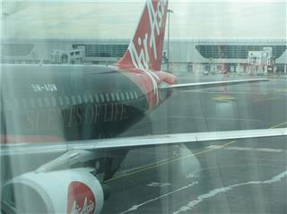 Re:【dgfx163的游记(27)】亚洲航空 A320-216 AK9753 吉隆坡KUL-斗湖TWU 罕见的东马机场 斗湖机场论坛首发!附卡帕莱美景,印证人间仙境