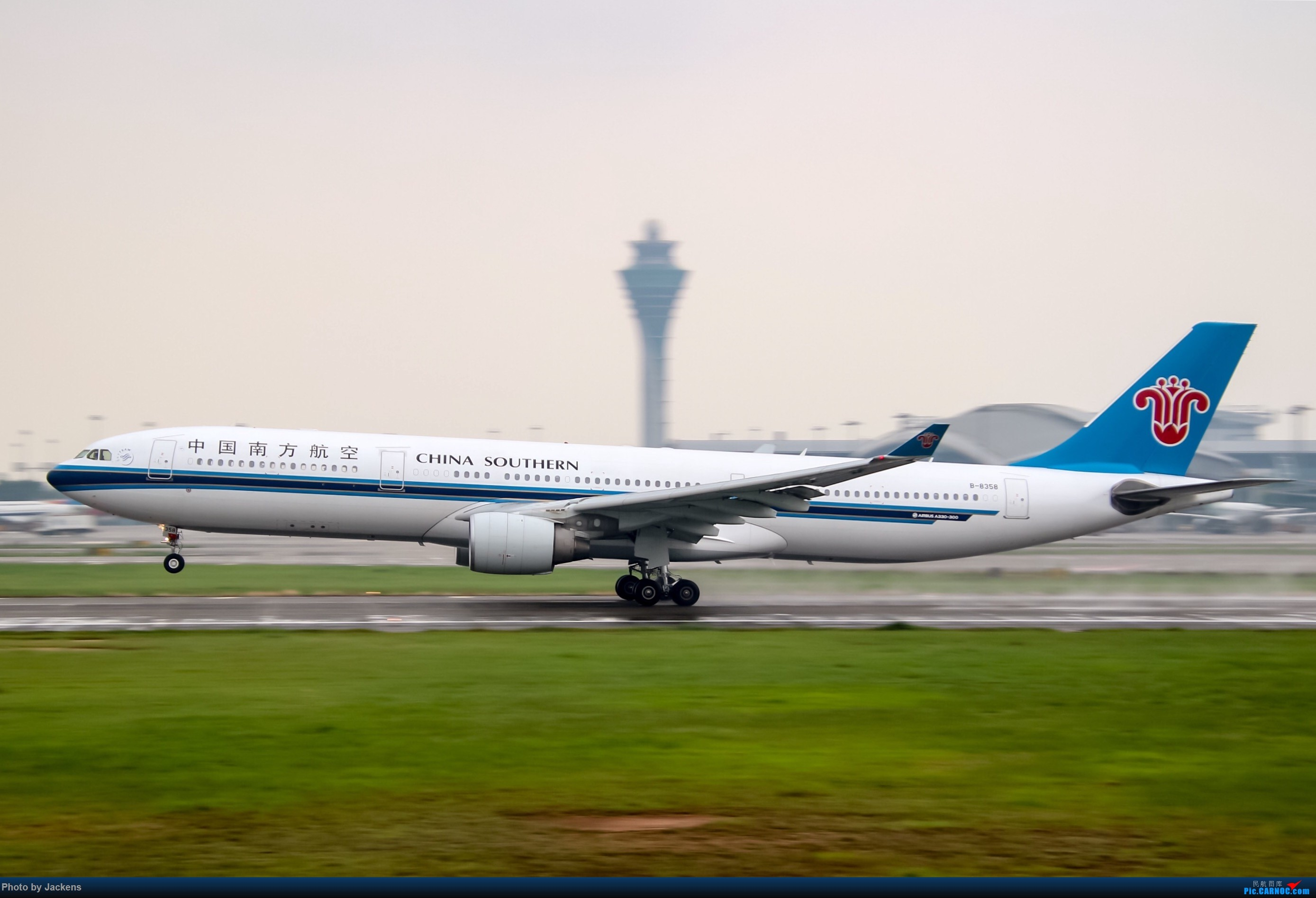 Re:[原创]吹飞一组 AIRBUS A330-300 B-8358 中国广州白云国际机场