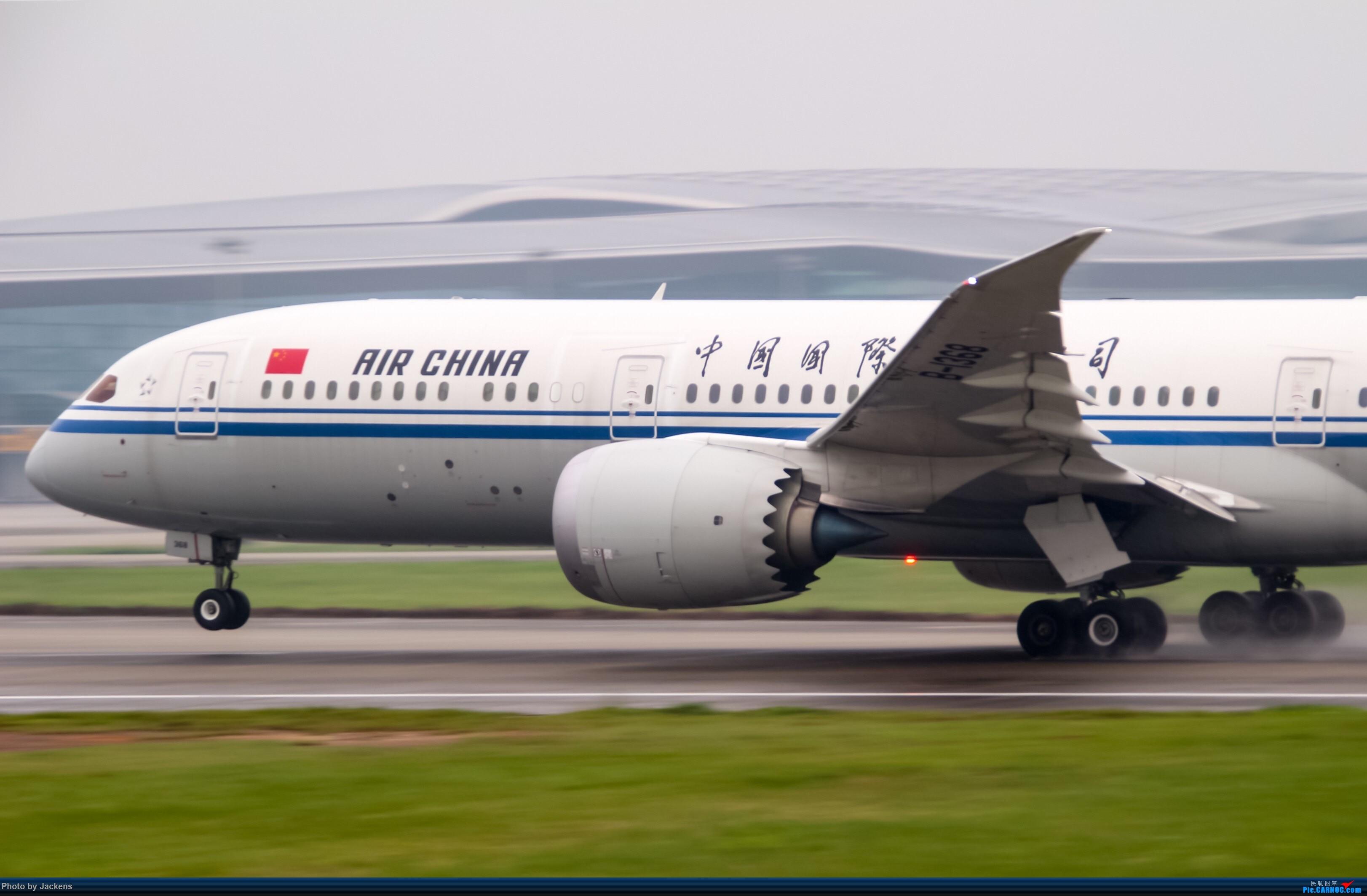 Re:[原创]吹飞一组 BOEING 787-9 B-1368 中国广州白云国际机场