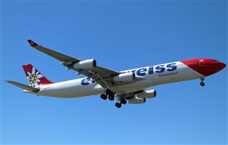 Re:【SYD】瑞士雪絨花航空5APU首飛悉尼