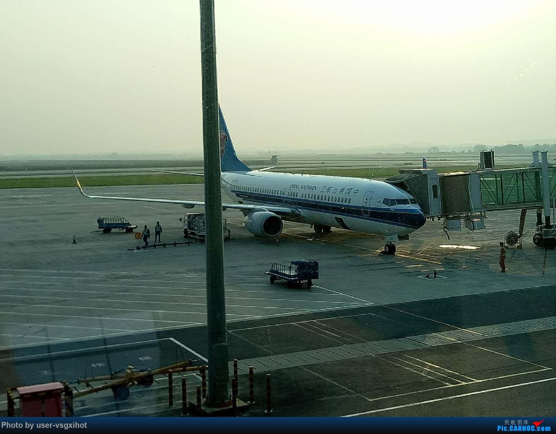 Re:Re:[原创]珞珈小子游记(3)  迟到的青岛比赛游记,外加青岛一日游 BOEING 737-800  武汉天河机场