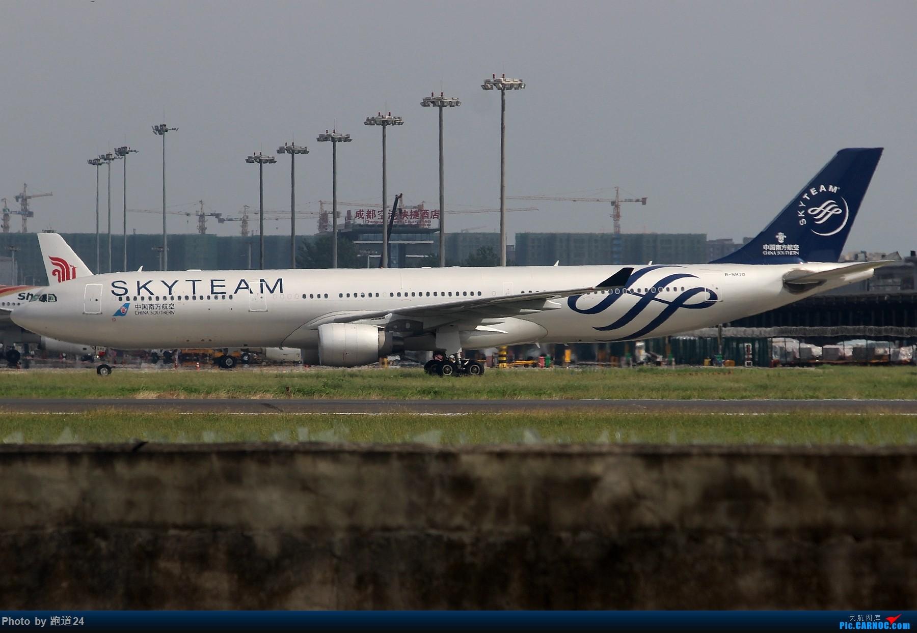 Re:[原创]【多图党】9.16CTU拍机 1800*1200 AIRBUS A330-300 B-5970 中国成都双流国际机场