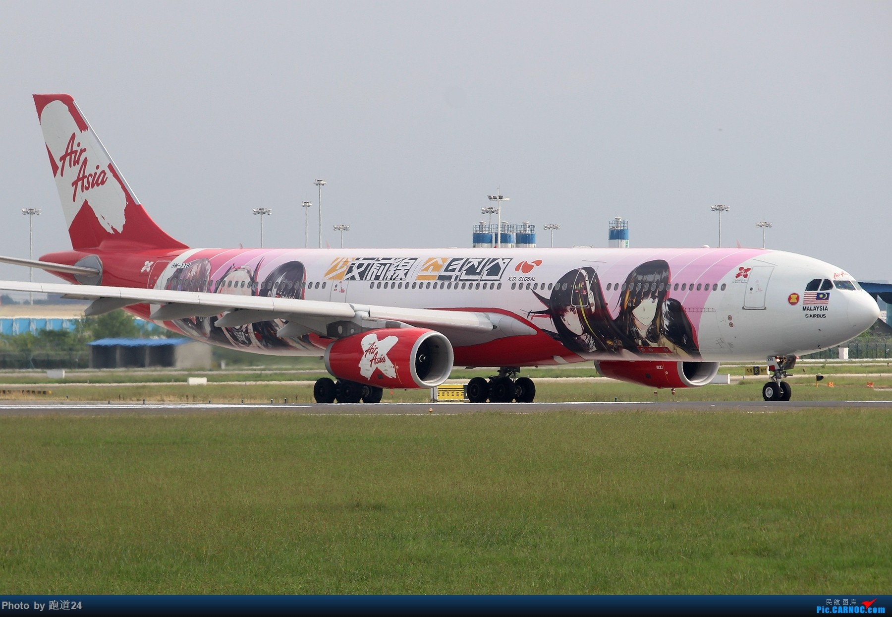 Re:[原创]【多图党】9.16CTU拍机 1800*1200 AIRBUS A330-300 9M-XXB 中国成都双流国际机场