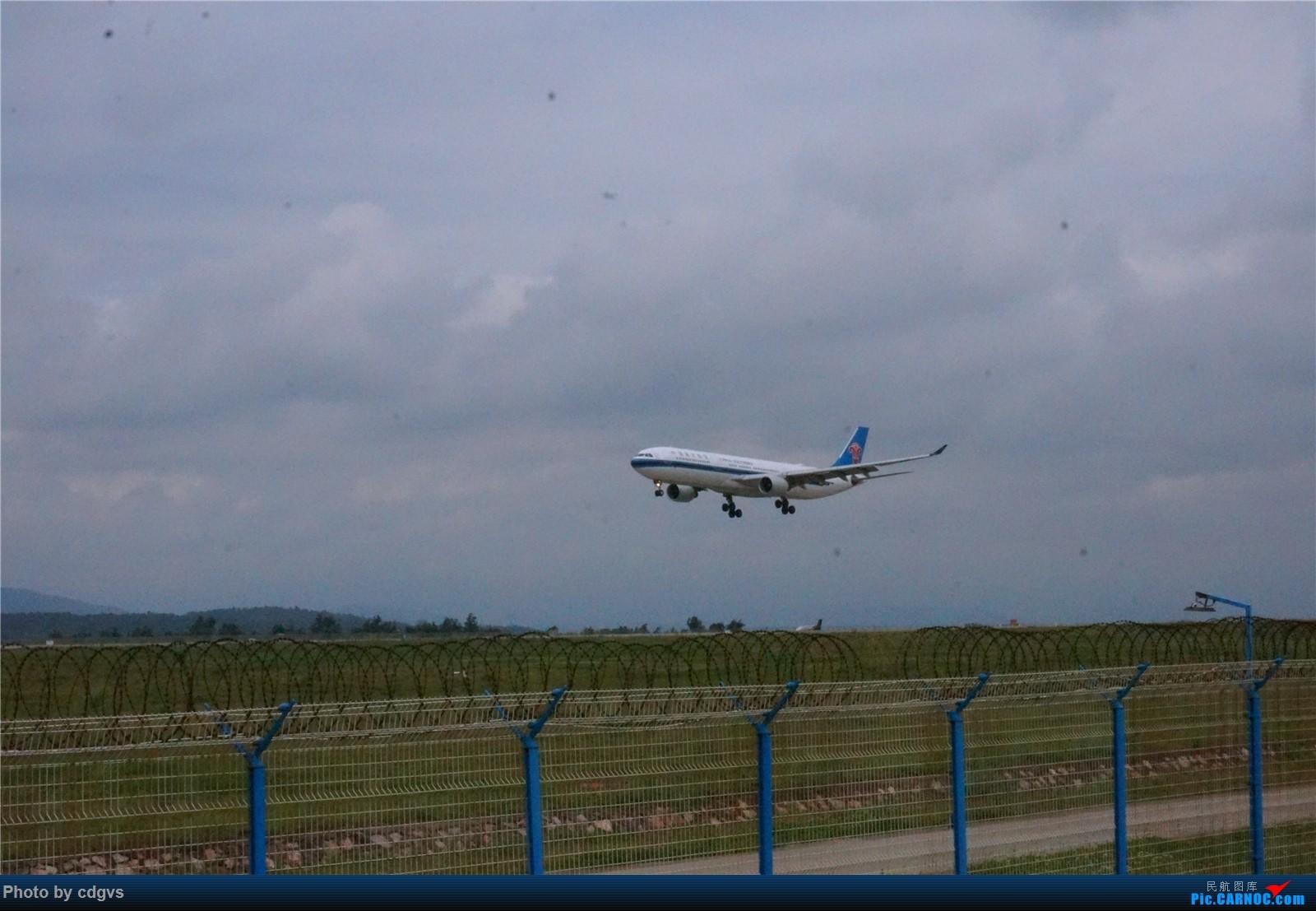 Re:[原创]【KMG】上海航空787-9首航昆明 AIRBUS A330-300 B-5967 中国昆明长水国际机场