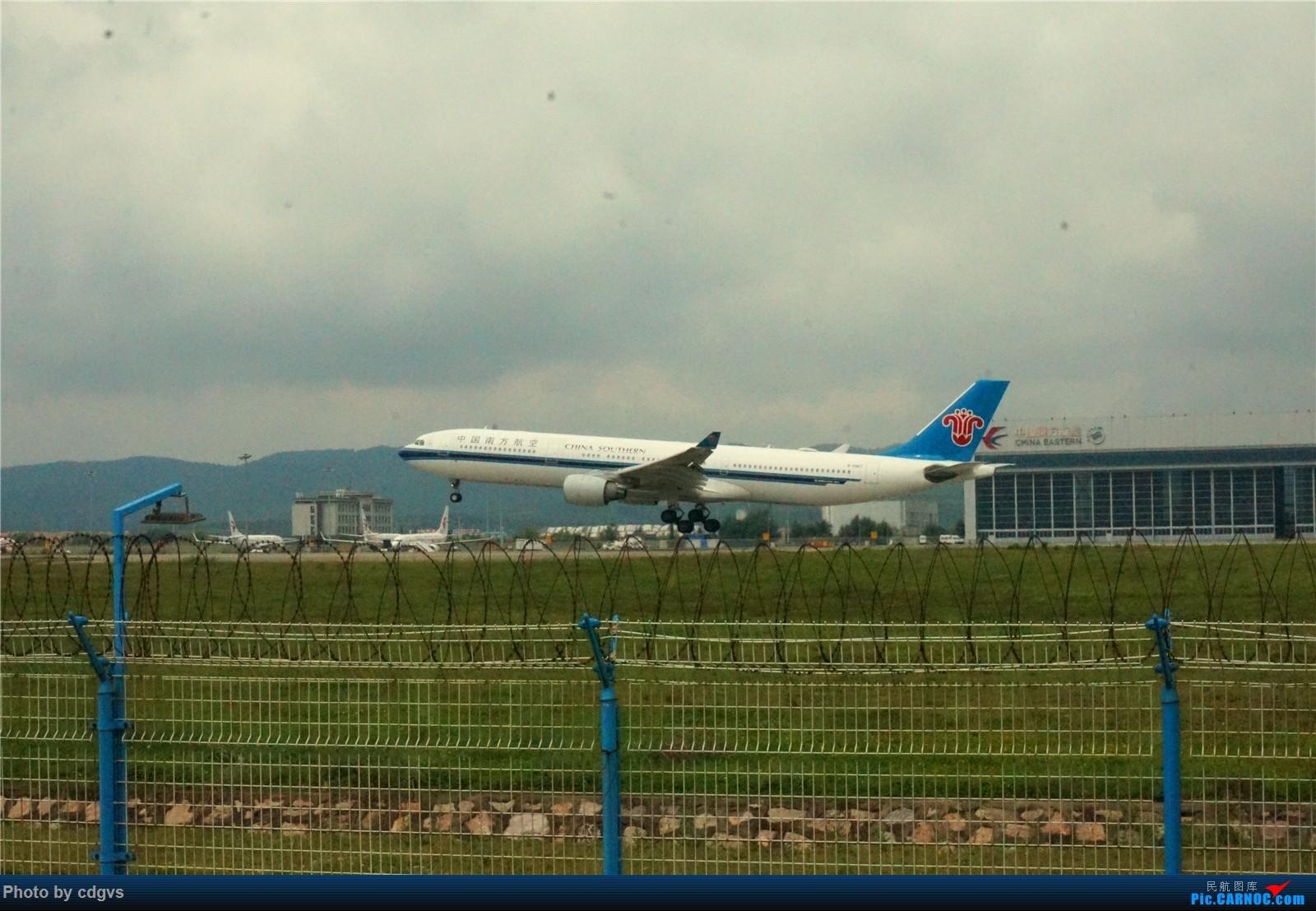 Re:【KMG】上海航空787-9首航昆明