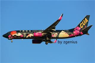 Re:上海航空 梦想客机787-9 国航359 联航彩绘机