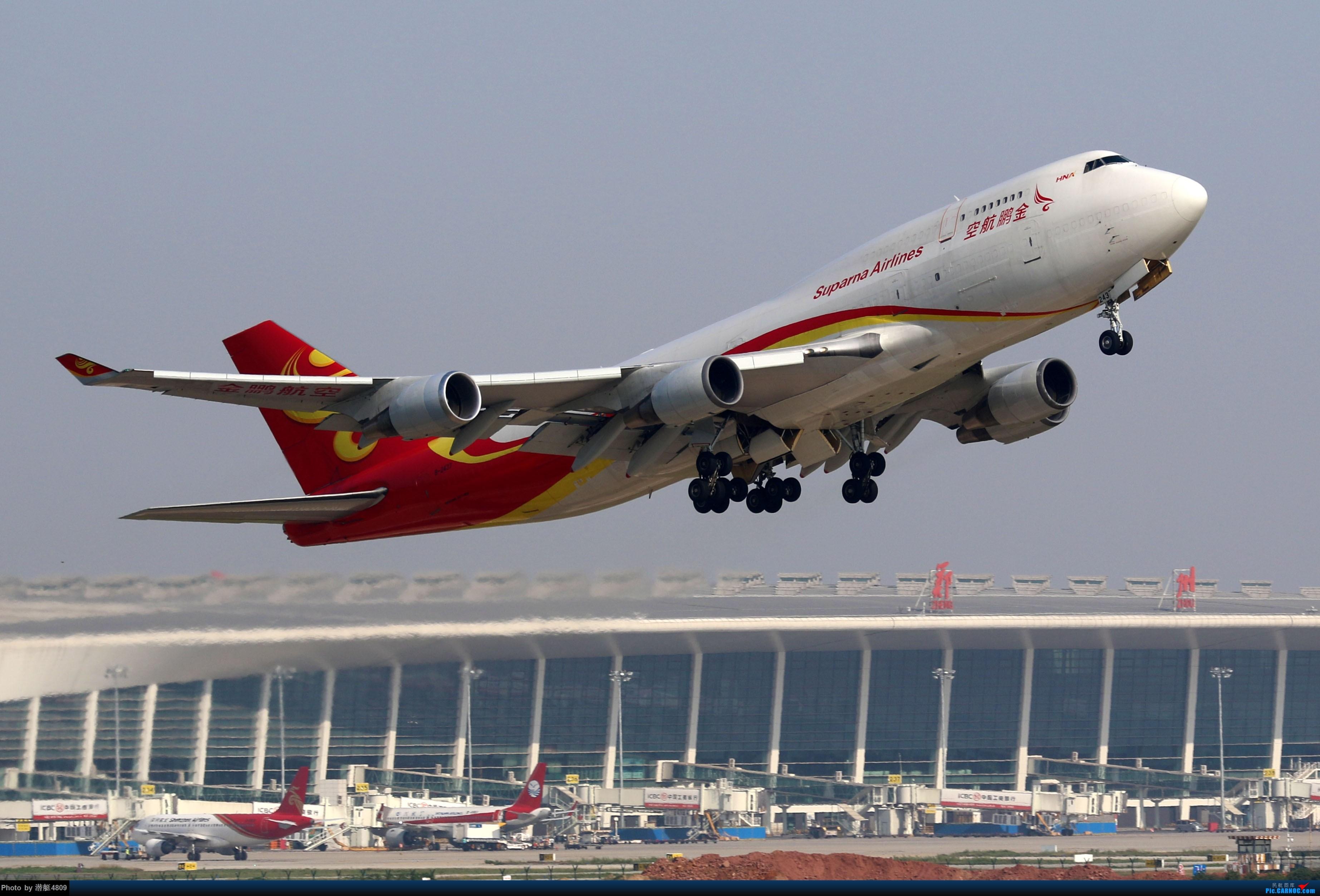 Re:[原创]【郑州飞友会】郑克雷奇货机集锦 BOEING 747-400 B-2437 中国郑州新郑国际机场
