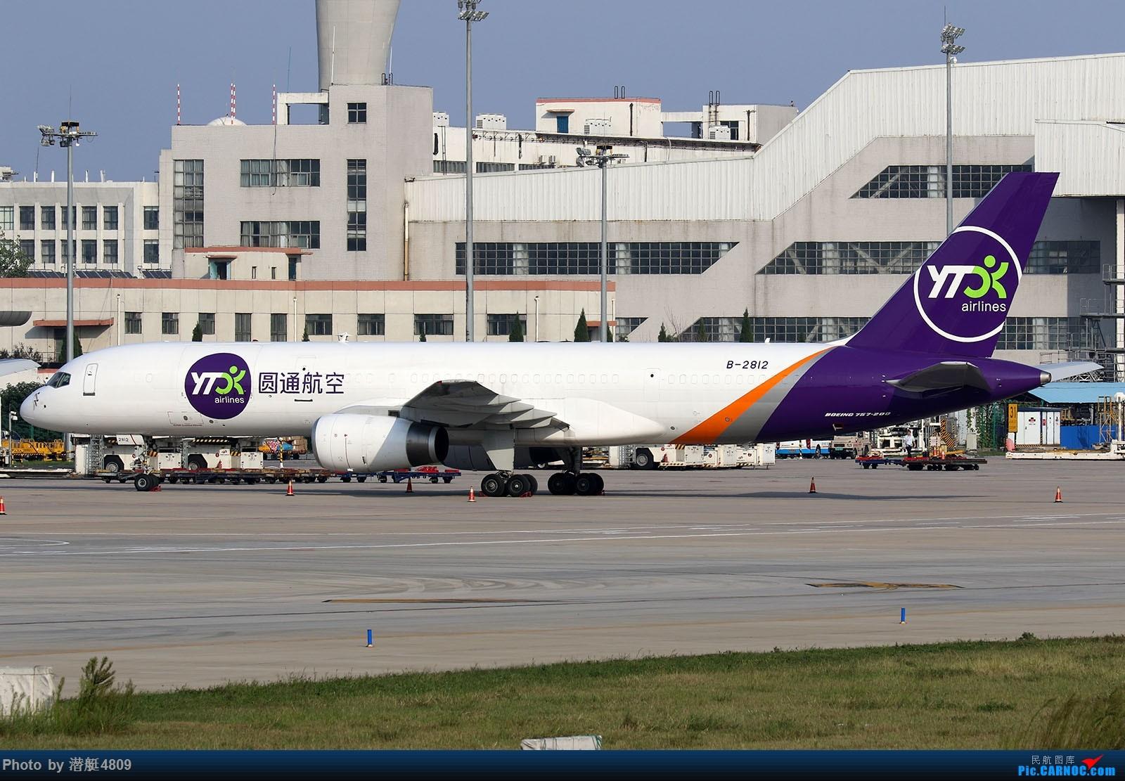 Re:[原创]【郑州飞友会】郑克雷奇货机集锦 BOEING 757-200 B-2812 中国郑州新郑国际机场
