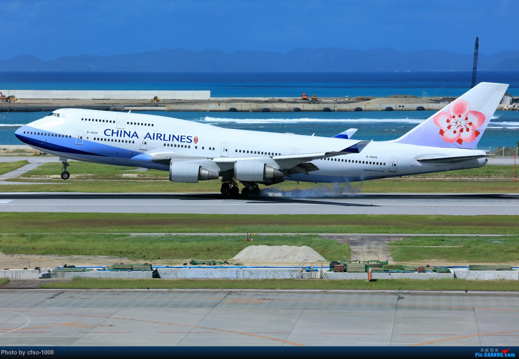 解锁新机场,冲绳那霸机场拍机