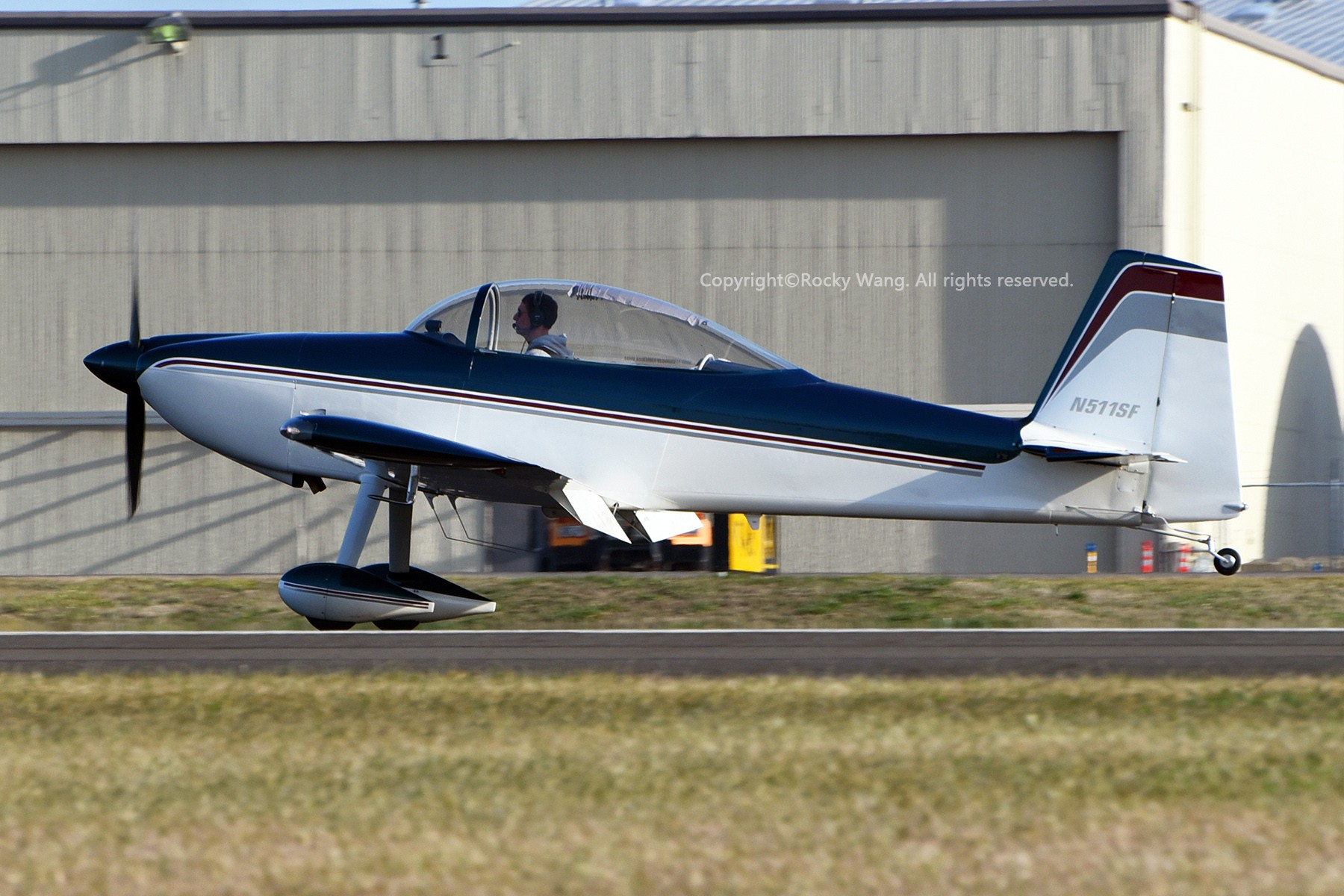 Re:[原创]Seattle 30图 SANFORD WILLIAM M RV-8 N511SF Snohomish County Airport/Paine Field